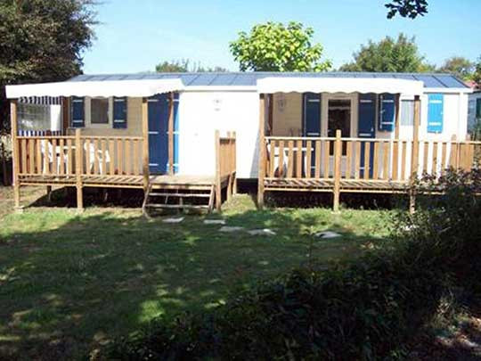 Mobil-home Duo 1 chambre