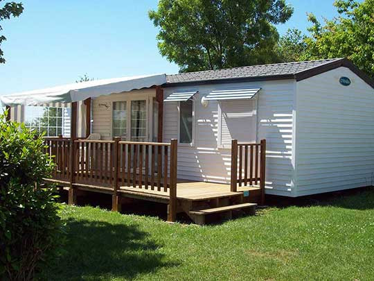 """Bien-Etre"" Mobile home  3 rooms"
