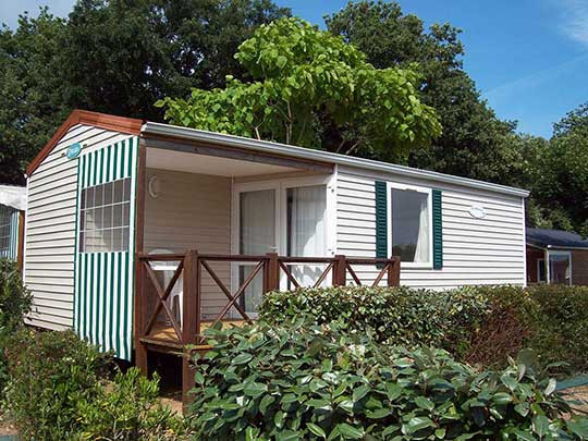 """Grand Confort"" Mobile home  2 rooms"