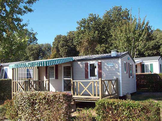 """Confort "" Mobile home 2 rooms"
