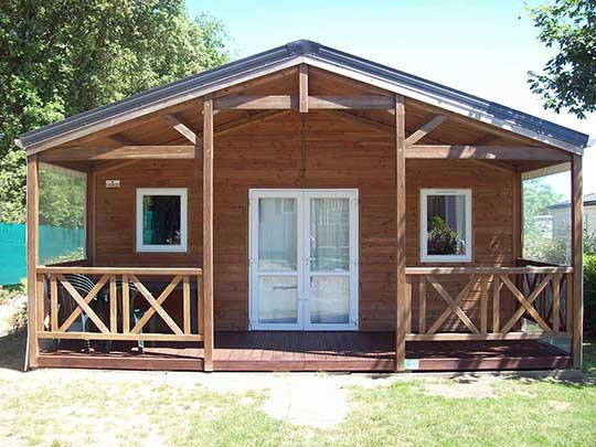 Chalet Grand Large  3 chambres