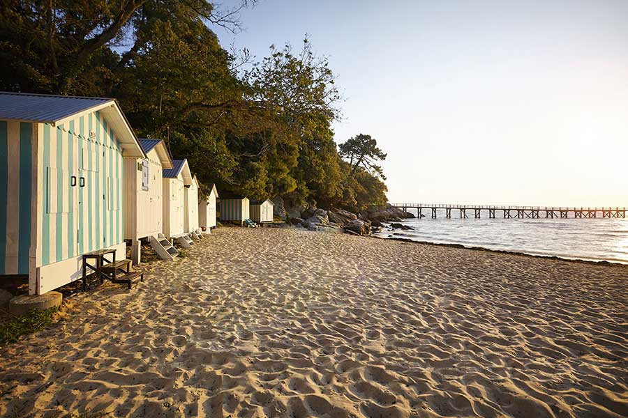 Noirmoutier - plage des Dames