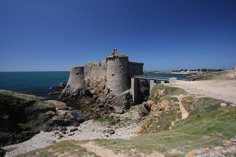 Ile d'Yeu - le vieux château