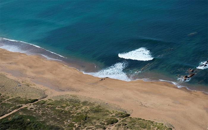 Saint Gilles Croix de Vie la plage près du camping calme