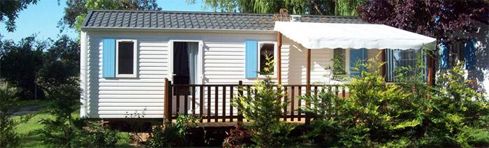 vente mobil home camping les Sables d'Olonne