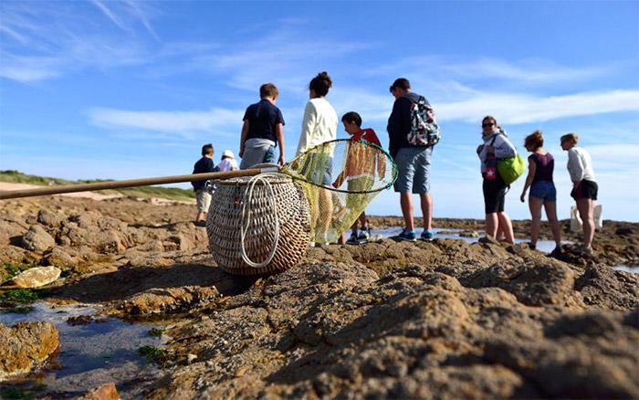 le bord de mer près de votre emplacement tente et caravane